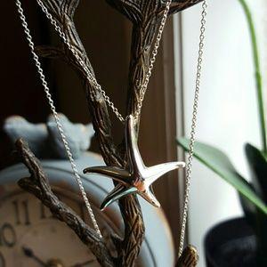 Tiffany & Co. Jewelry -   Tiffany & Co.   Elsa Peretti Starfish Necklace