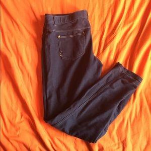 One Wear | NY&Co Jeggings w/ Back Pockets, Size L