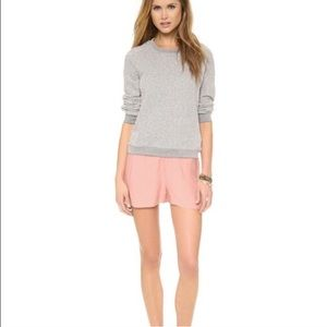 Loup Pants - Pink and Grey Romper