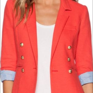 Smythe Jackets & Blazers - Smythe rumpled college blazer in Nantucket red