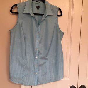 1a425304d99a Talbots Tops - Talbots size 14W wrinkle resistant blouse