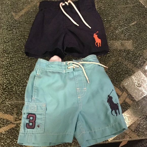 Girls Size 12 Month Polo Ralph Lauren Bathing Suit Baby & Toddler Clothing Clothing, Shoes & Accessories