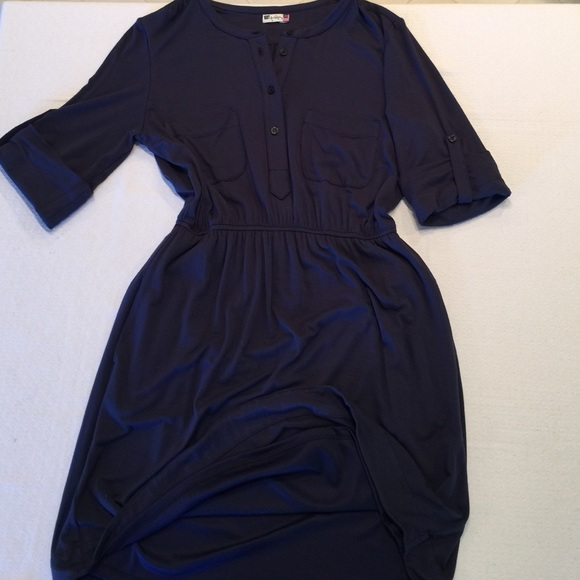 a6275e3224 Kut from the Kloth Dresses   Skirts - Kut from the Kloth Navy Bennett  Utility Dress