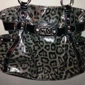 Gia Milani Handbags - Leopard print handbag