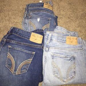 Hollister Jean bundle
