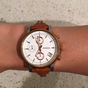 "Fossil Women's ""boyfriend"" Watch"