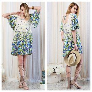 Beautiful printed dress