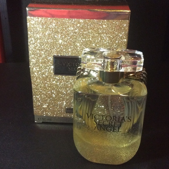 Victorias Secret Makeup Nib Vs Angel Gold Perfume 17 Fl Oz Poshmark