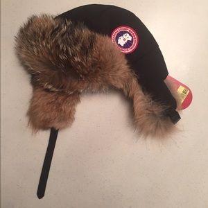 Canada Goose' hats replica authentic