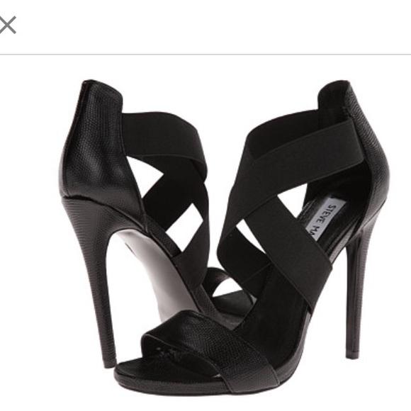 Steve Madden Maarla heels. Size 5