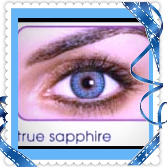 freshlook colorblends other blue sapphire contacts poshmark