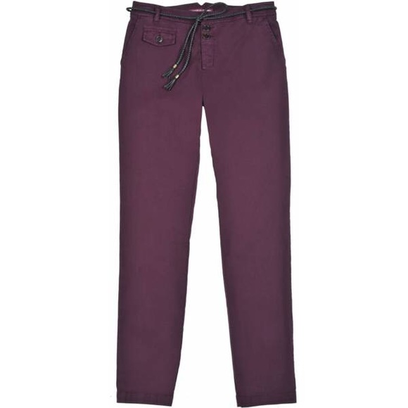 83 off comptoir des cotonniers pants french designer for French couture brands