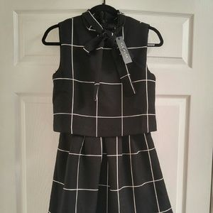Gracia Dresses & Skirts - Crop top in one dress