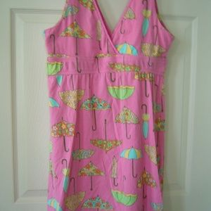 Dress or beach cover up LTC0051