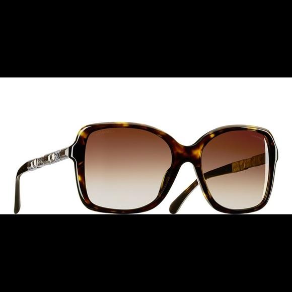 7d962005bc Chanel Bijou Square Sunglasses