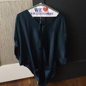 Diane von Furstenberg Tops - DVF silk blouse