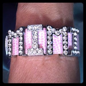 MIMI blingy bracelet NWOT