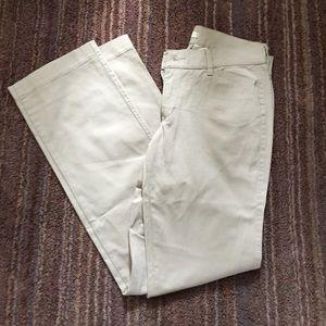 79% off Lee Pants - Lee Style up (push up) khaki pants 10M ...