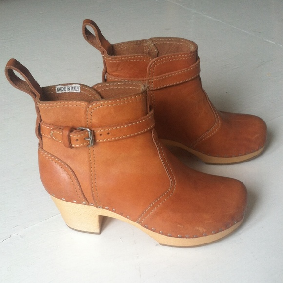 f271bf6d4e3 Swedish Hasbeens Toffel Jodhpur ankle boots. M 56e59ea0d14d7b47320059fe
