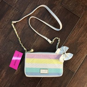 Betsey Johnson Crossbody Bag NWT