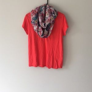 Accessories - T-shirt and Scarf