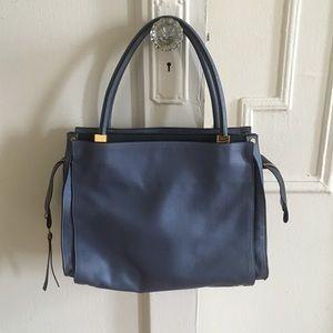 42% off Yves Saint Laurent Handbags - Tri-color Yves Saint Laurent ...