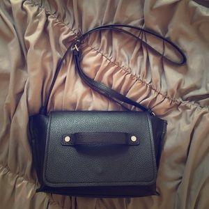 Black Zara Convertible Bag
