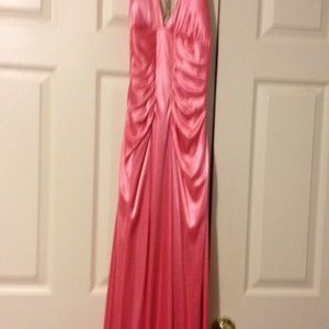 XOXO Dresses & Skirts - Prom dress size medium.  Peach color.