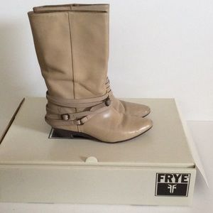 Frye Shoes - Sunny multi strap fry boot
