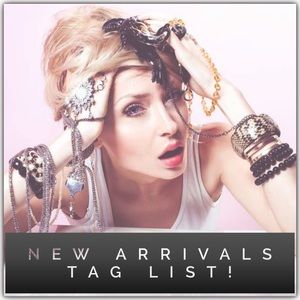 New Listings Other - TONS of New listings at the top of my Closet!💖