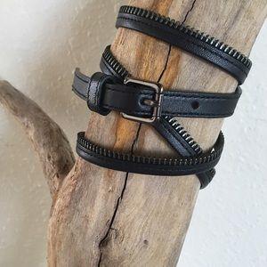 J. Crew skinny belt