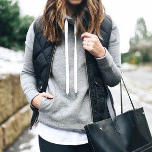 Tops - Hoodie in Grey