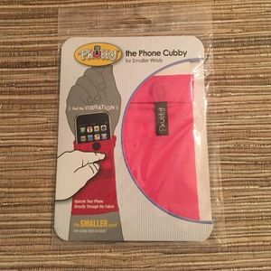 Accessories - 'Phubby' the cell phone cubby, new and unopened