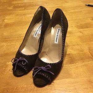 Sale!  Beautiful Manolo Blahnik heels