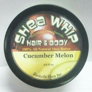 17 Sundays Other - Cucumber Melon Shea Whip Shea Butter 4oz