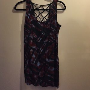 Dresses & Skirts - Urban Outfitters lattice back short dress