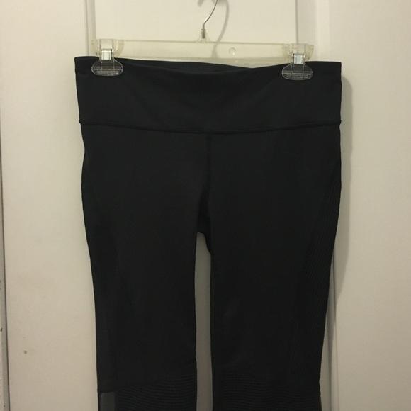 203d43c825 GAP Pants | Workout Leggings Ribbed Knees Nwot | Poshmark