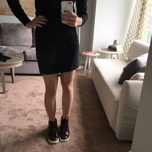 J. Crew Dresses & Skirts - J Crew Black Wool Mini Skirt