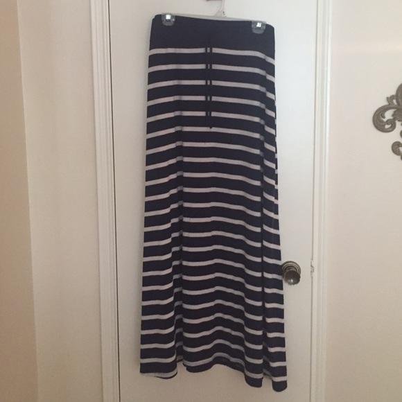 55 gap dresses skirts gap navy and white