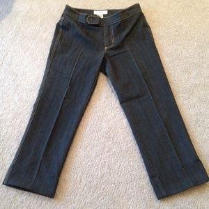 Armani Exchange capri jeans
