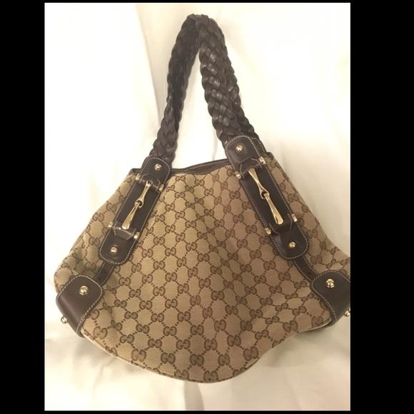 ce3aba226f00 Gucci Bags | Pelham Shoulder Bag Gg Canvas Small Purse | Poshmark