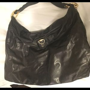Gucci Sabrina Hobo Leather Large bag purse