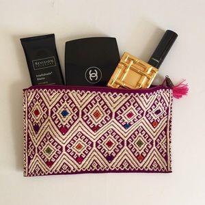 La New Yorkilla Handbags - ✨HP✨Beautiful Hand Made Artisan Bag!