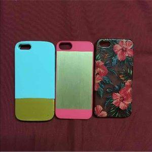 Accessories - iPhone 5/5s phone cases