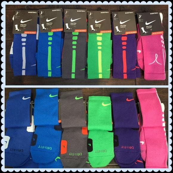 af9d94467d2d ✳️NEW POST✳ Nike Dri-Fit Elite Socks.  15 each.