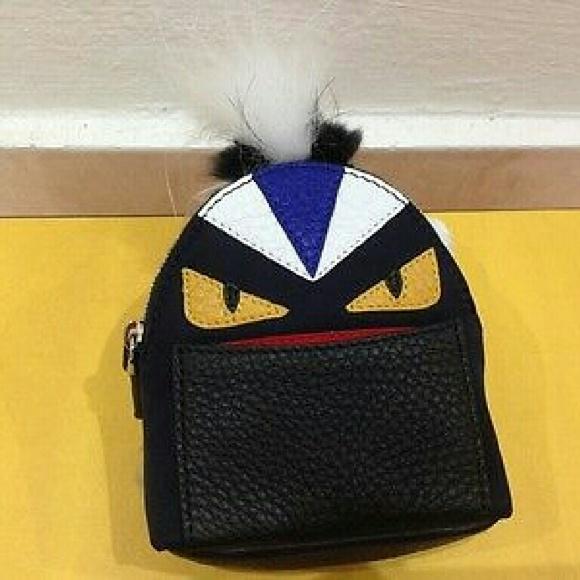 Fendi Monster Backpack Replica
