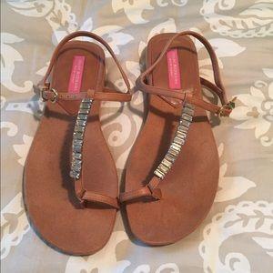 SIZE 7.5 Isaac Mizrahi sandals