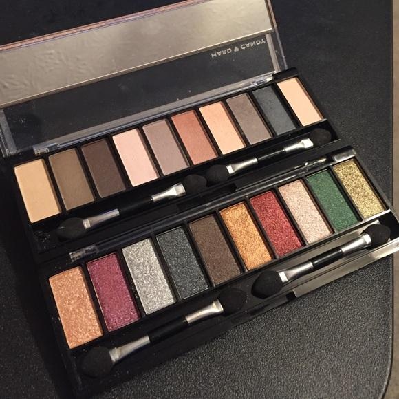 Hard Candy Makeup Eyeshadow Palettes Poshmark