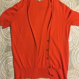 Perfect short sleeves cardigan for Spring/Summer!