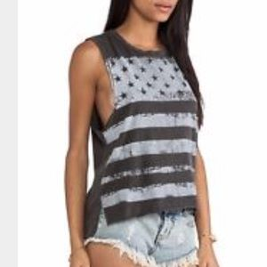 Urban Outfitters 4th of JulyVintage Flag Tee